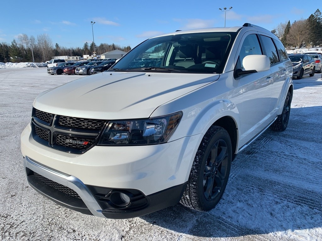 2018 Dodge Journey Crossroad - 7 Pass - DVD - Sunroof - AWD SUV