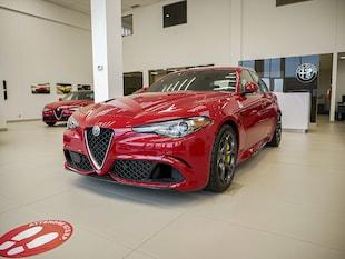 2019 Alfa Romeo Giulia Quadrifoglio NEW CAR Berline