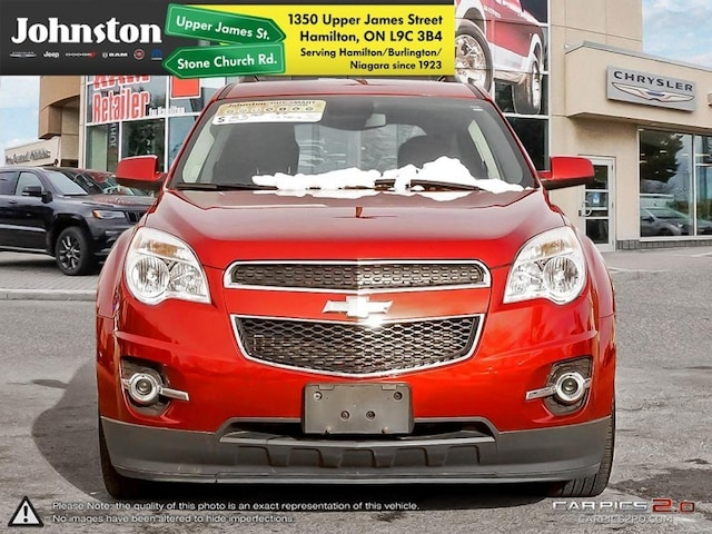Used 2012 Chevrolet Equinox 2LT - Bluetooth - Heated Seats