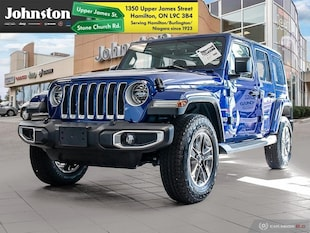 2019 Jeep Wrangler Unlimited Sahara - Navigation SUV