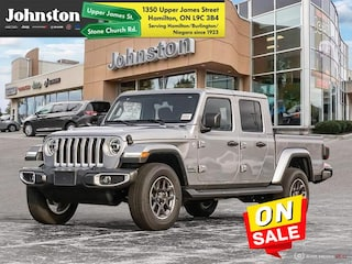 2020 Jeep Gladiator Overland - Navigation -  Uconnect Regular Cab