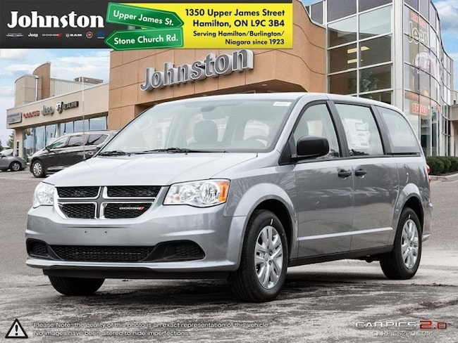 2019 Dodge Grand Caravan Canada Value Package  ~Canada Value Package~$102.3 Van