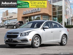 2015 Chevrolet Cruze Trade In   Fuel Efficient Sedan