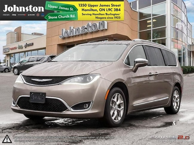 2018 Chrysler Pacifica Limited - Navigation -  Leather Seats Van