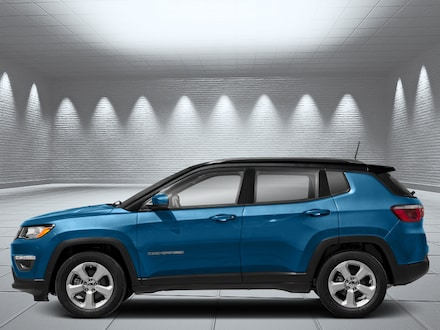 2019 Jeep Compass Leather   Apple Carplay   Android Auto SUV