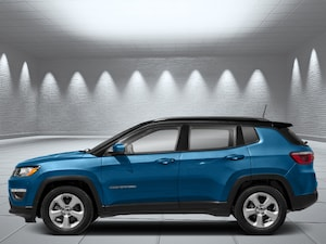 2019 Jeep Compass Leather   Apple Carplay   Android Auto SUV