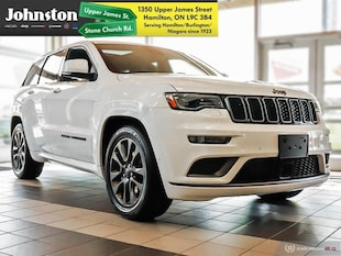 2019 Jeep Grand Cherokee High Altitude - Leather Seats SUV