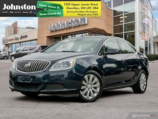 2015 Buick Verano Local Trade In   Clean Vehicle History Sedan