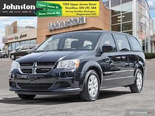 2014 Dodge Grand Caravan Canada Value Package   Trade In Van