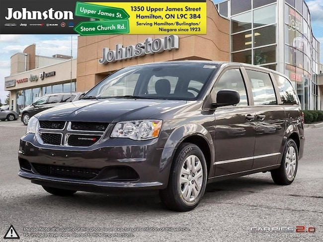 2019 Dodge Grand Caravan Canada Value Package - $102.28 /Wk Van