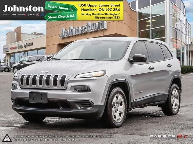 2016 Jeep Cherokee Sport - Bluetooth -  Power Windows SUV
