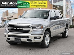 2019 Ram All-New 1500 Big Horn - Uconnect Crew Cab