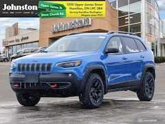 2019 Jeep New Cherokee Trailhawk Elite - Navigation SUV