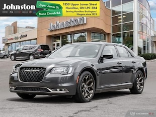2018 Chrysler 300 S - Leather Seats -  Bluetooth Sedan