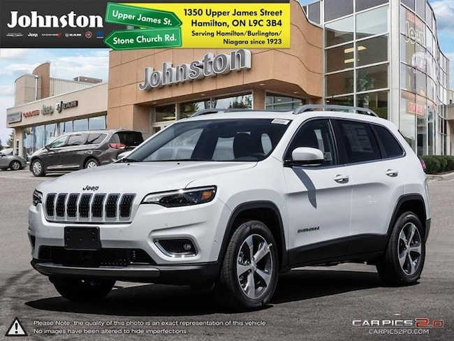 2019 Jeep New Cherokee Limited - Navigation -  Uconnect - $147.99 /Wk SUV