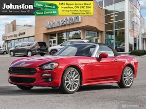 2017 FIAT 124 Spider Lusso  - Leather Seats Convertible