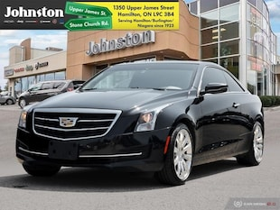 2016 Cadillac ATS Coupe Coupe