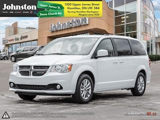 2019 Dodge Grand Caravan SXT Premium Plus -  Uconnect Van