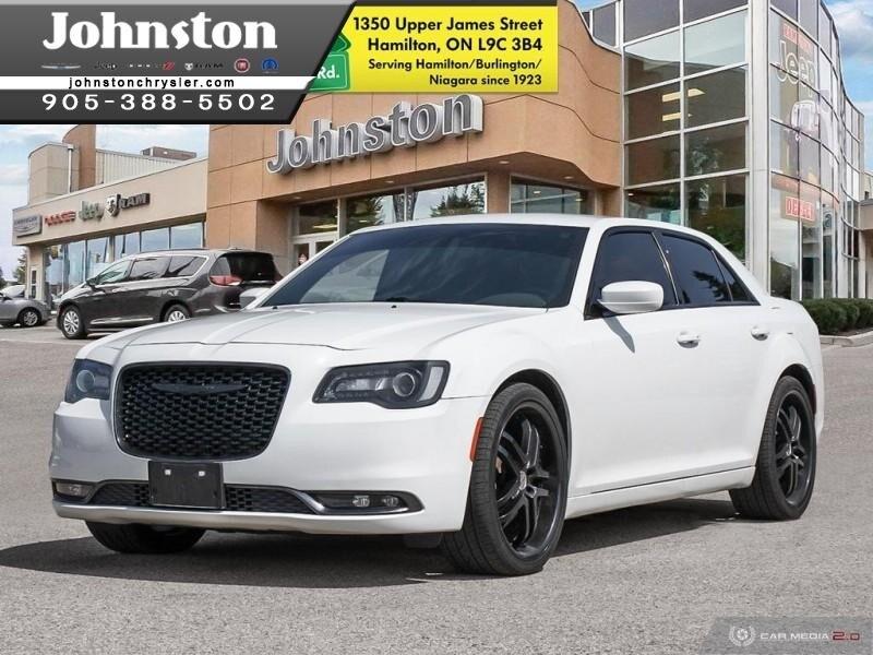 Chrysler Dodge Jeep Ram Dealer in Hamilton | Johnston Motor Sales