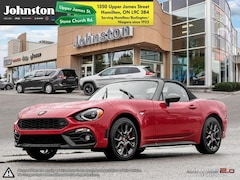 2019 FIAT 124 Spider Abarth Convertible ~Abarth~$175.58/Wk Convertible