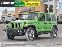 2019 Jeep Wrangler Unlimited Sahara - Remote Start SUV
