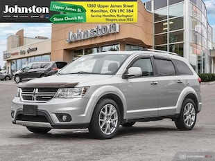 2012 Dodge Journey R/T - Leather Seats -  Bluetooth SUV
