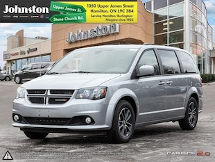 2019 Dodge Grand Caravan GT - Navigation Van