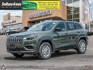 2019 Jeep New Cherokee Sport - $122.59 /Wk SUV