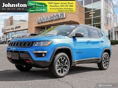 2019 Jeep Compass Trailhawk - Leather Seats - Heated Seats SUV