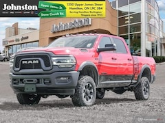 2019 Ram 2500 Power Wagon - Navigation -  Uconnect Crew Cab