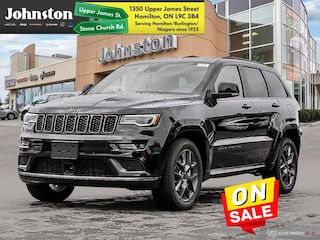 2020 Jeep Grand Cherokee Limited X - Leather Seats SUV