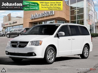 2019 Dodge Grand Caravan - Navigation -  Uconnect Van