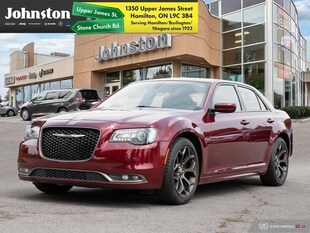 2018 Chrysler 300 Low Mileage   Bronze Edition Sedan