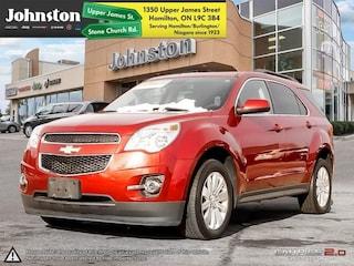 2012 Chevrolet Equinox 2LT - Bluetooth -  Heated Seats SUV