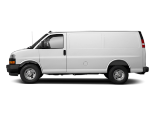 2018 Chevrolet Express Cargo Van - Low Mileage Regular Cargo