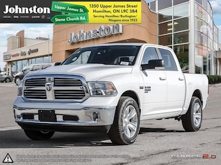 2019 Ram 1500 Classic SLT - Leather Seats Crew Cab