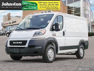 2019 Ram ProMaster 1500 1500 Low Roof 118 WB Cargo Regular Cargo
