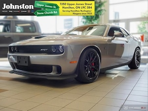 2016 Dodge Challenger SRT Hellcat  - Navigation Coupe