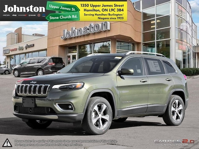2019 Jeep New Cherokee Limited - Navigation -  Uconnect - $146.86 /Wk SUV