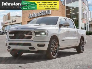 2020 Ram All-New 1500 Sport - Leather Seats -  Cooled Seats Crew Cab