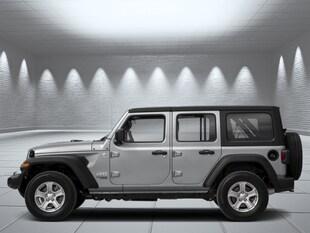 2019 Jeep Wrangler Unlimited Rubicon - Navigation SUV
