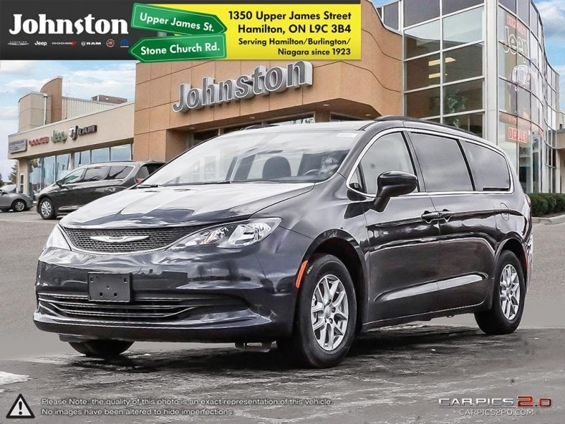 2019 Chrysler Pacifica Touring SUV