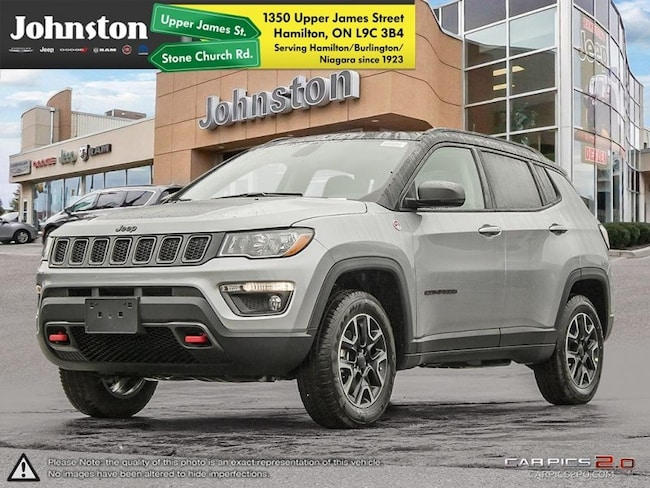 2019 Jeep Compass Trailhawk - Navigation -  Uconnect - $132.67 /Wk SUV