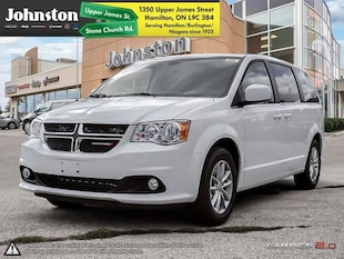 2019 Dodge Grand Caravan SXT Premium Plus -  Uconnect Van