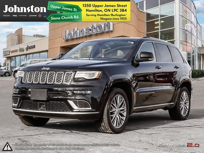 2018 Jeep Grand Cherokee Summit - Navigation - $214.24 /Wk SUV
