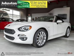 2019 FIAT 124 Spider Lusso Convertible  ~Lusso~$163.07 /Wk Convertible