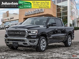 2019 Ram All-New 1500 Big Horn - Navigation -  Uconnect Crew Cab