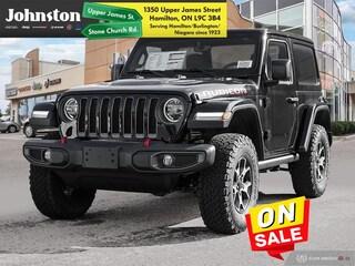 2020 Jeep Wrangler Unlimited Rubicon - Navigation SUV