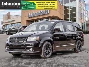 2019 Dodge Grand Caravan GT - Radio: 430N Van