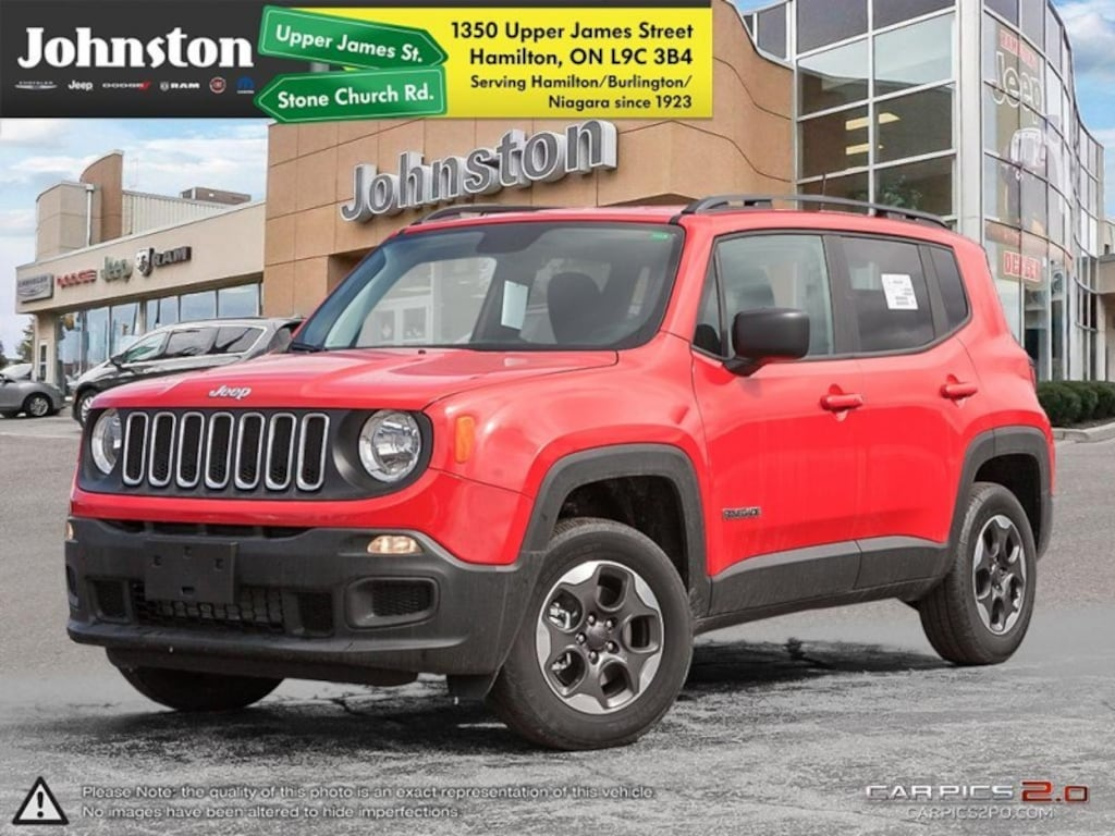 New 2018 Jeep Renegade For Sale At Johnston Chrysler Dodge Jeep Fiat